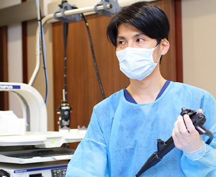 日本内視鏡学会専門医・指導医による内視鏡検