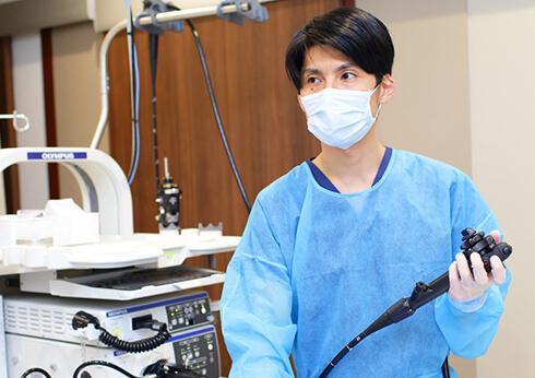 症状が類似する消化器疾患の正確な診断のために、胃カメラ検査は欠かせません。